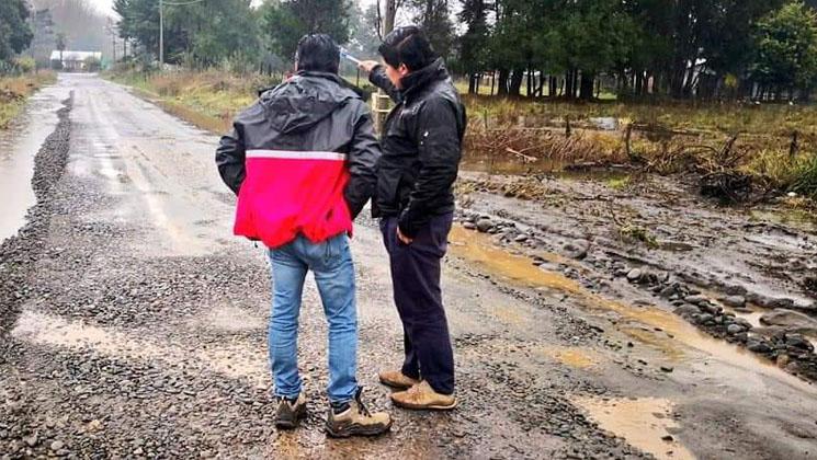 A sacar los paraguas: anuncian sistema frontal para la Provincia de Biobío