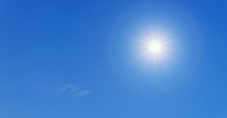 Emiten alerta por evento de altas temperaturas máximas entre Ñuble y Biobío