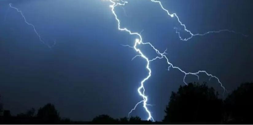 Emiten aviso meteorológico por tormentas eléctricas en la Región del Biobío