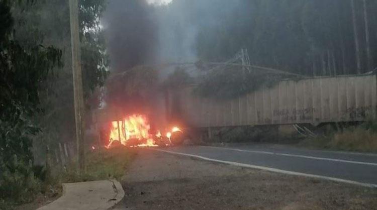 Gobierno anuncia medidas tras violenta jornada en Arauco: «No nos van a amedrentar»