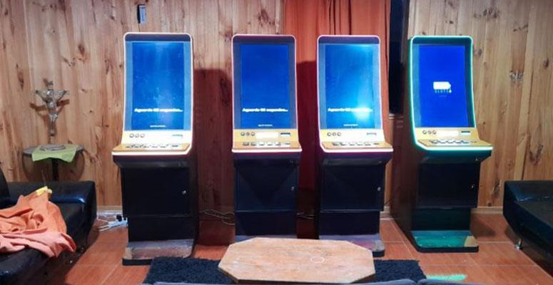 Saltos del Laja: desbaratan casino ilegal que funcionaba en pleno toque de queda