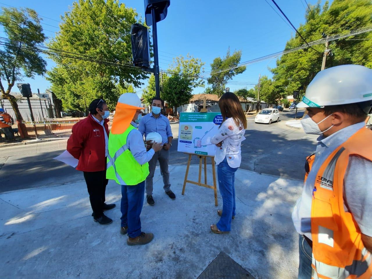 Los Ángeles: Intervendrán 47 intersecciones con semáforos «inteligentes»