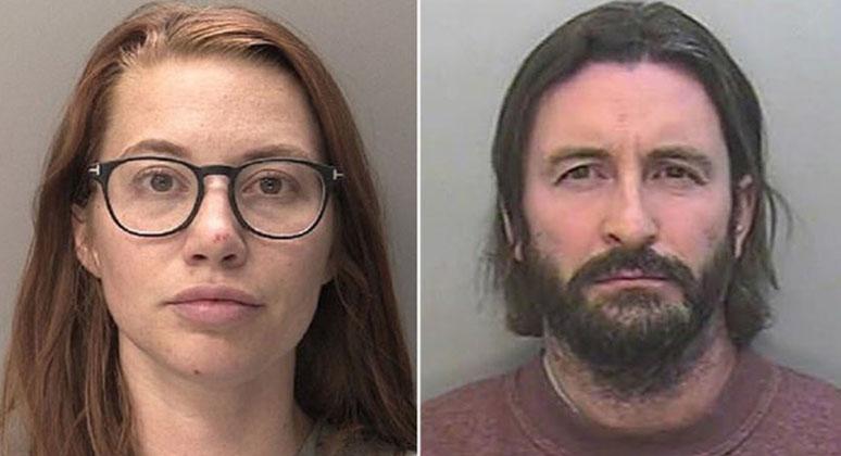 Mujer se grabó abusando de una menor de 18 meses y después envió el registro a su amante