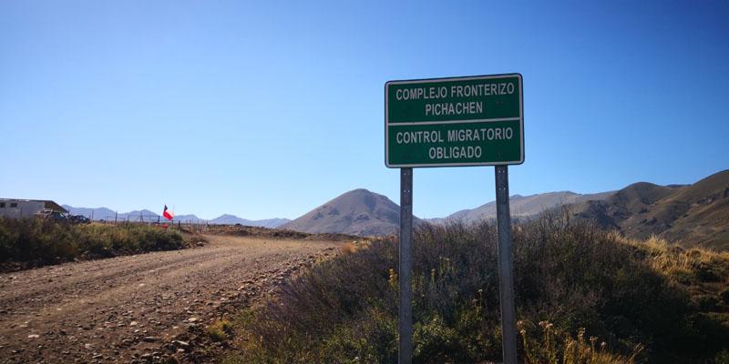 Paso Pichachén: este año comenzará a construirse el nuevo complejo fronterizo