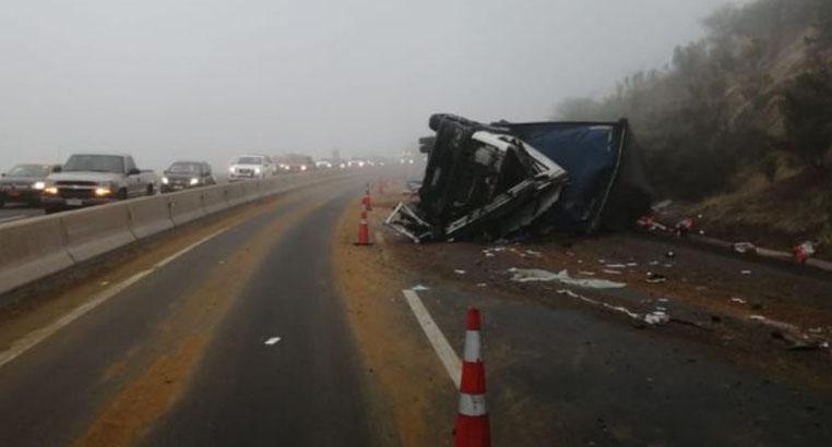 Fallece menor que estuvo en accidente de la Ruta 68: sus padres habían muerto en el lugar