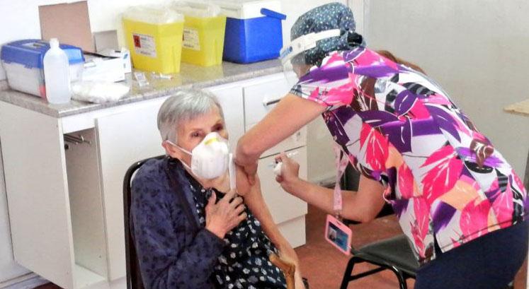 Santa Bárbara: hay 1.600 dosis y dos centros para la primera etapa de vacunación