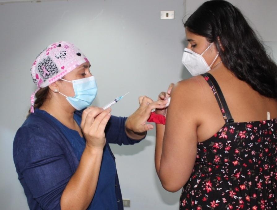 Provincia de Biobío ha vacunado más de 11 mil personas
