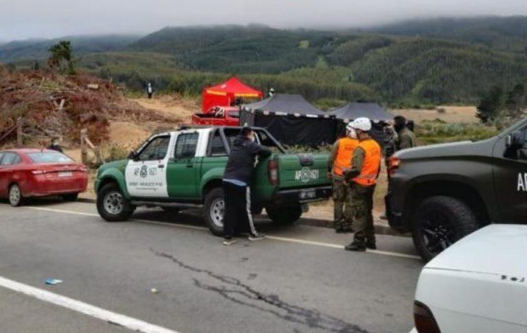 Alerta en Arauco: realizan intensa búsqueda por menor de 3 años extraviado
