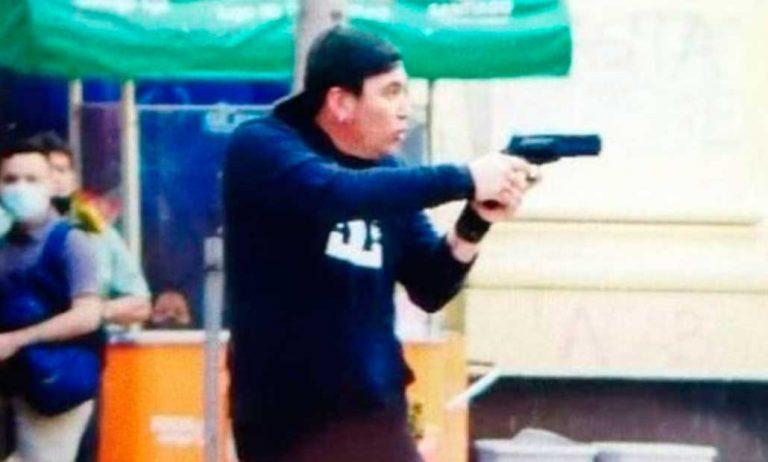 Decretan prisión preventiva para Roberto Belmar por agredir a personas en marchas del Rechazo