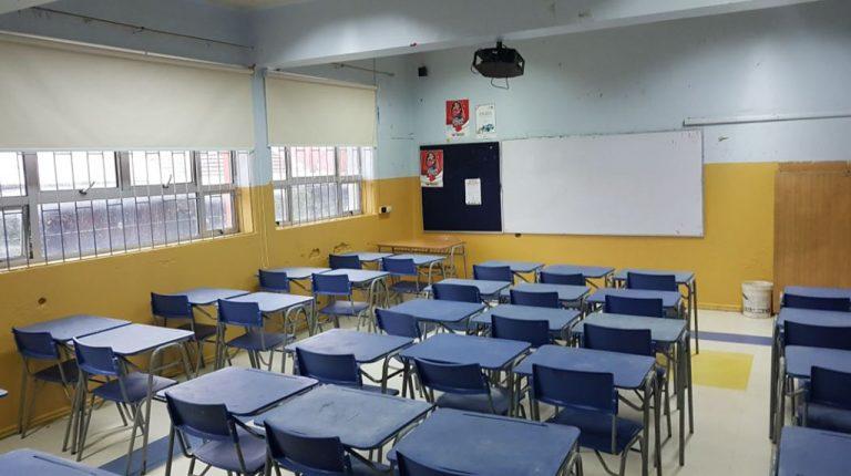 Se suma a L.A: alcalde de Talcahuano anuncia que no volverán a clases presenciales