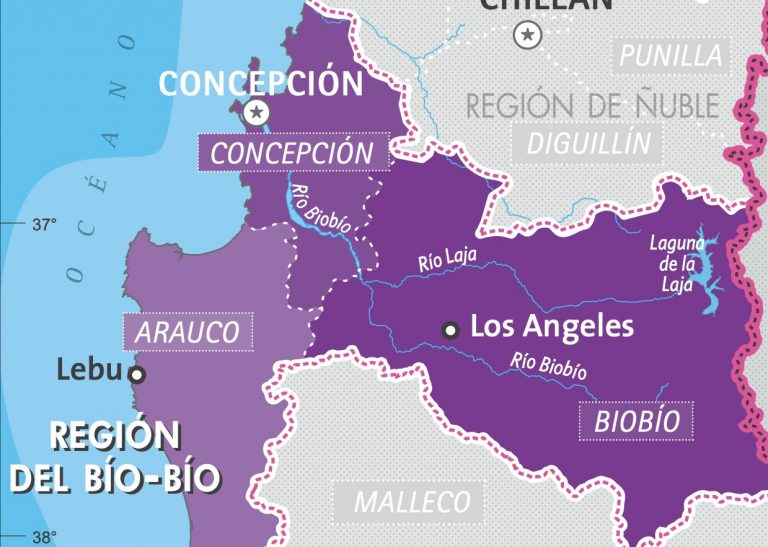 Miércoles 17 de febrero: Reporte de casos por comuna en la Región del Biobío