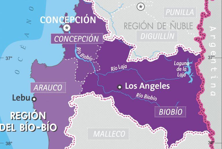 Martes 16 de Febrero: Reporte de casos por comuna en la Región del Biobío